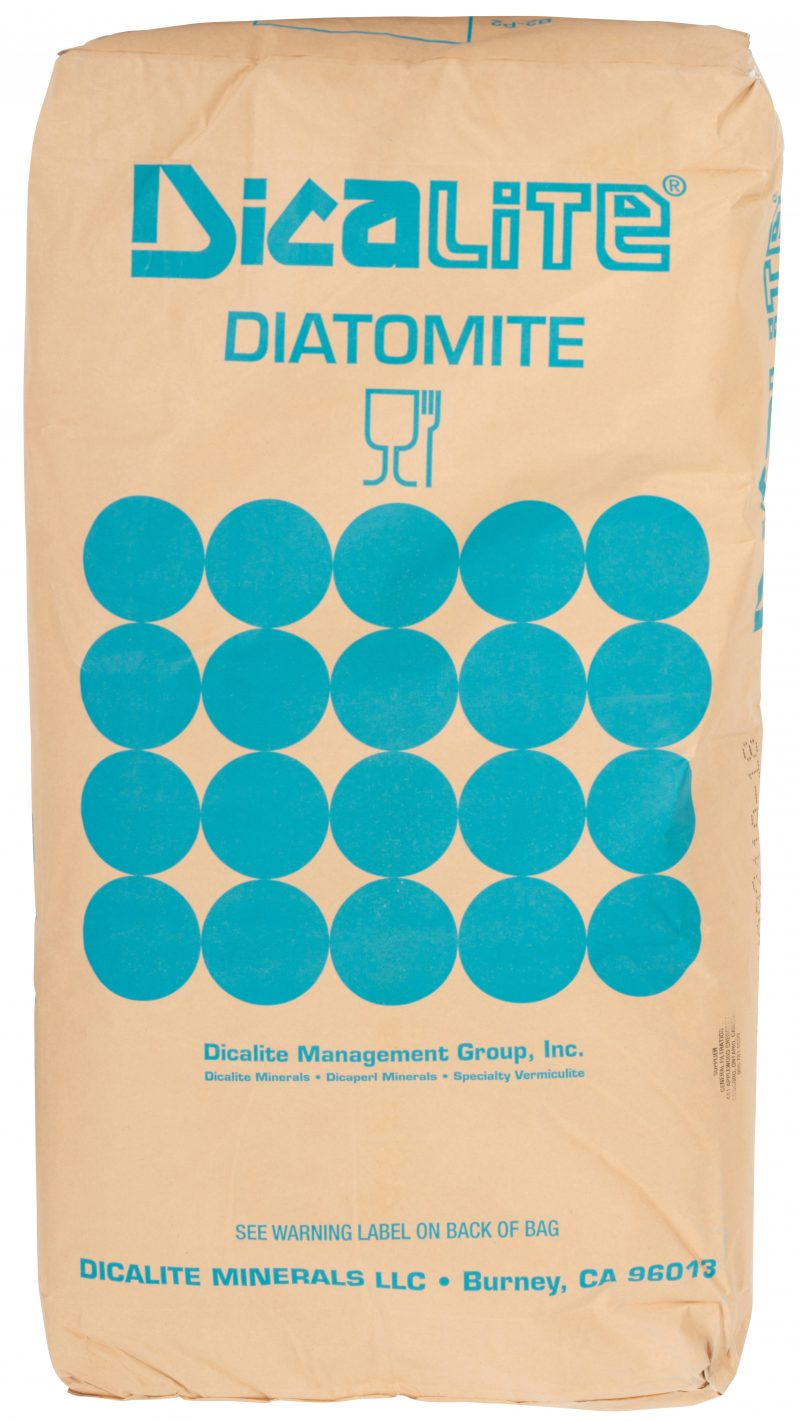 Dicalite Diatomaceous Earth