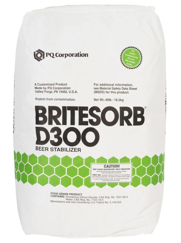 Britesorb D300 Silica Xerogel Beer Stabilizer