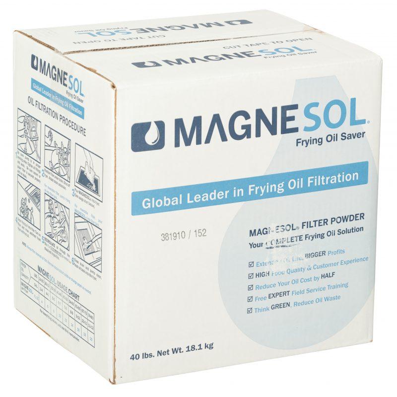 Magnesol® Fryer Oil Saver