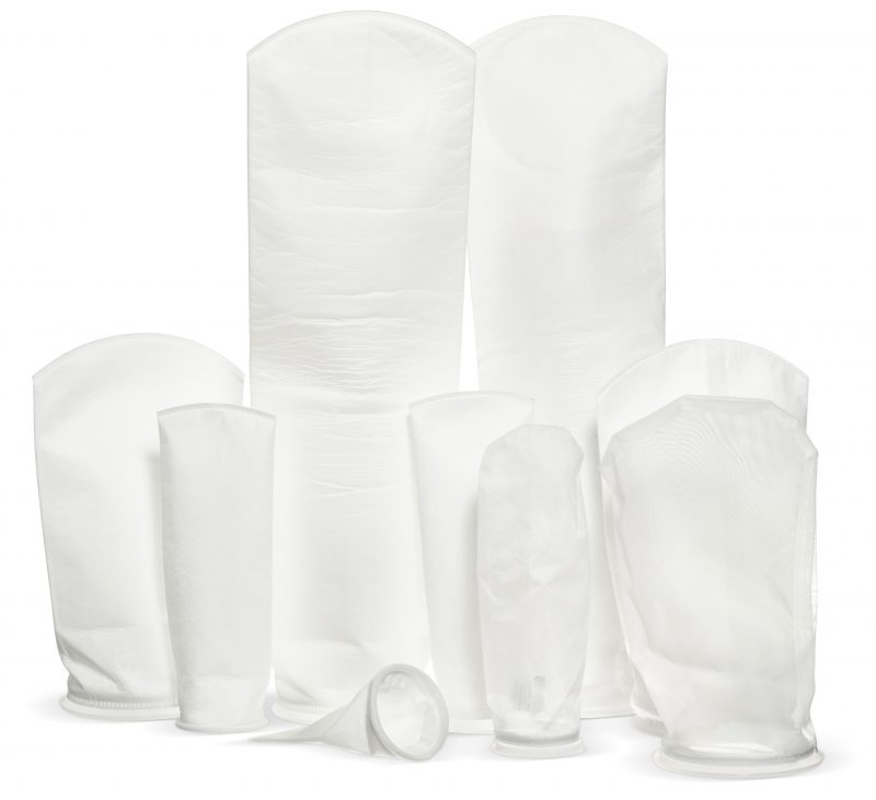 Oil Absorbing Filter Bags